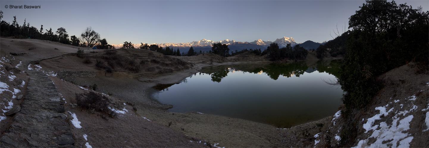 Deoriya Tal - Panorama